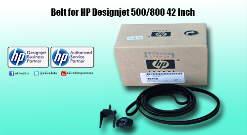 Belt for HP Designjet 500 800 42 Inch