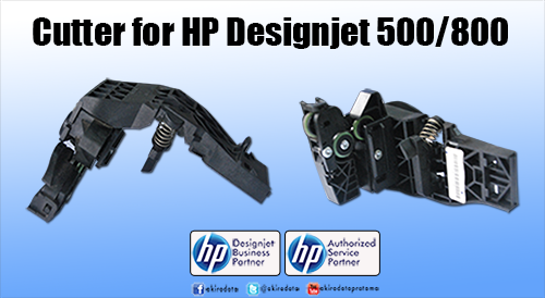 Cutter for HP Designjet 500 800